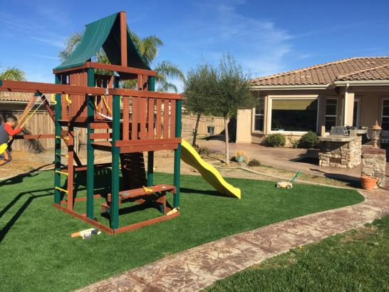 Artificial Grass Photos: Artificial Grass Carpet Franklin, Indiana Backyard Playground, Backyard Landscaping Ideas