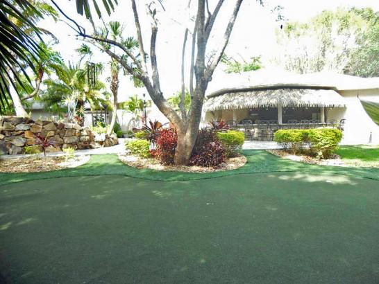 Artificial Grass Photos: Artificial Grass Decatur, Indiana Putting Green, Commercial Landscape