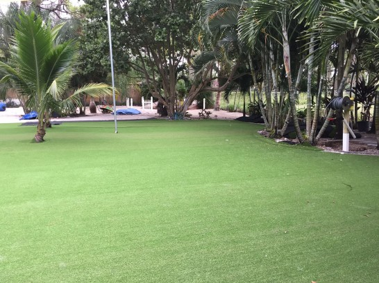 Artificial Grass Photos: Artificial Grass Installation Brazil, Indiana Landscape Rock, Commercial Landscape