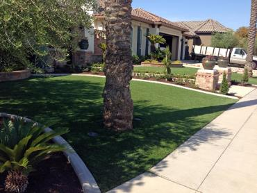 Artificial Grass Photos: Best Artificial Grass Swayzee, Indiana Lawns, Front Yard Ideas