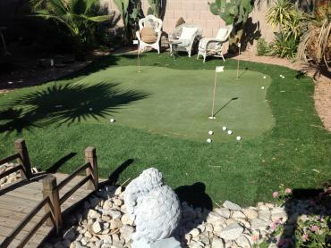 Artificial Grass Photos: Fake Grass Carpet Spiceland, Indiana Putting Green Turf, Backyard Garden Ideas