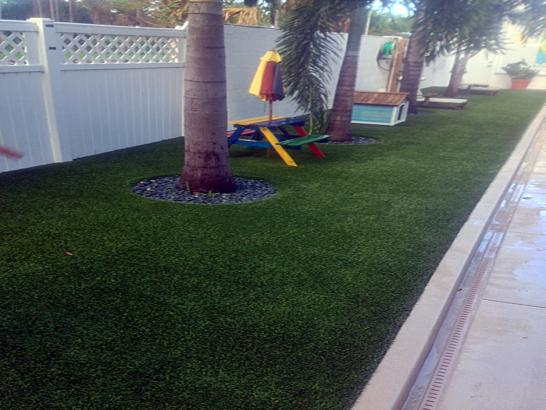 Artificial Grass Photos: Fake Lawn West Lebanon, Indiana Landscape Rock, Backyard Designs