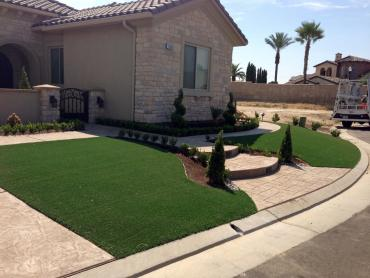 Artificial Grass Photos: Fake Turf Rockville, Indiana Roof Top, Front Yard Design
