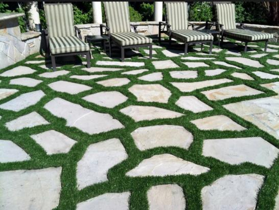 Faux Grass Koontz Lake, Indiana Roof Top, Beautiful Backyards artificial grass