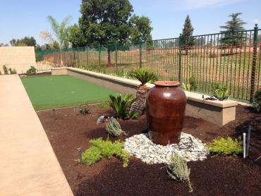 Artificial Grass Photos: Faux Grass La Fontaine, Indiana Artificial Putting Greens, Backyard Designs