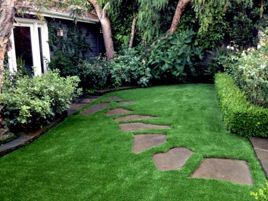Artificial Turf Meridian Hills Indiana City Landscape Pavers