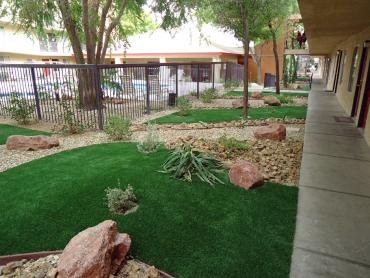 Artificial Grass Photos: Synthetic Turf Supplier Cicero, Indiana Roof Top, Commercial Landscape