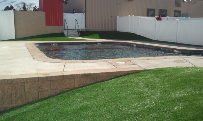 Artificial Grass for Commercial Applications in Indianapolis
