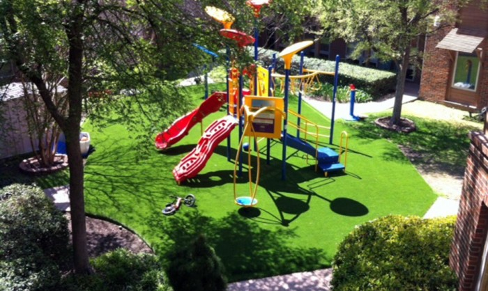 Artificial Grass for Playgrounds in Indianapolis, Indiana